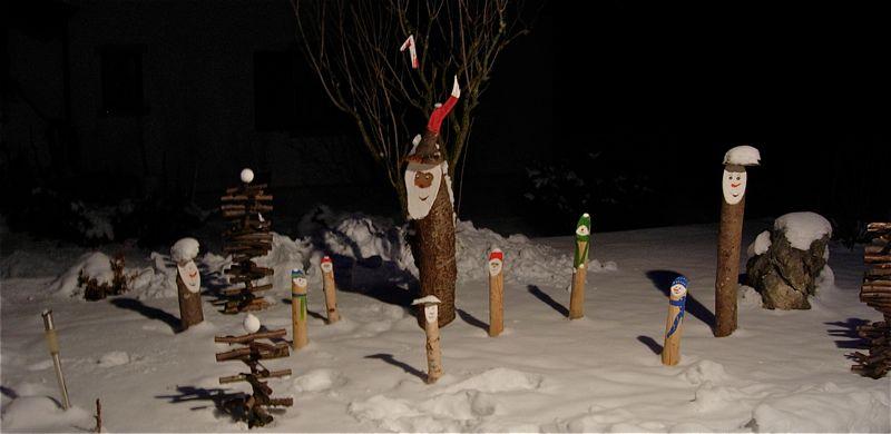 Fen tres de l 39 avent 2010 invitation calendrier et reflets - Decoration fenetre de l avent ...